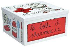 Boîte à pharmacie