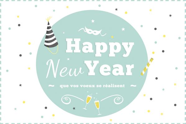 Happy New Year - mysweetcarterie.com