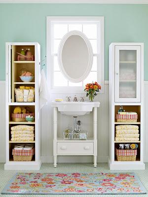 Salle de bains - Décor de Maison