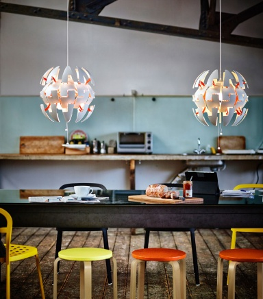 Lampe suspension IKEA - Collection PS 2014