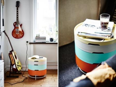 Table basse de rangement - IKEA Collection PS 2014