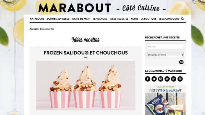 Marabout - Côté Cuisine
